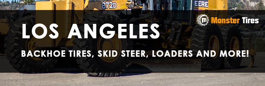 Los Angeles Industrial Tires