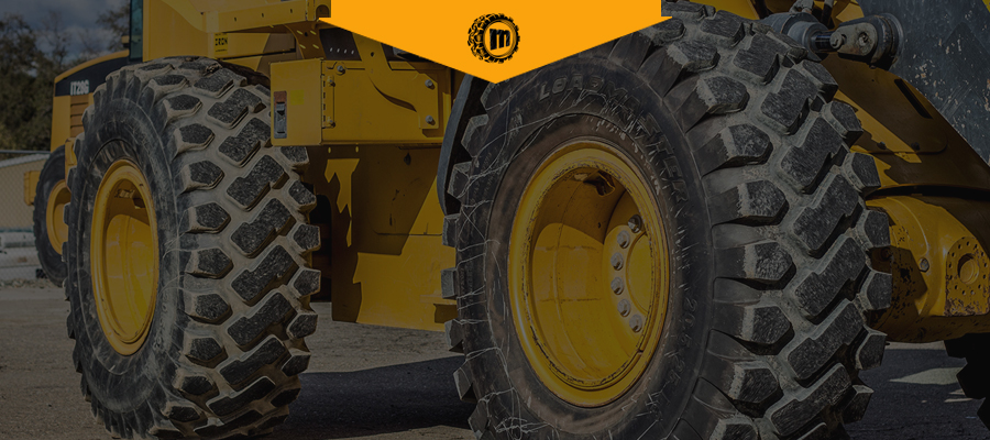 Wheel Loader Tires California