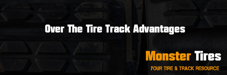 Skid Steer Over The Tire Track Advantages