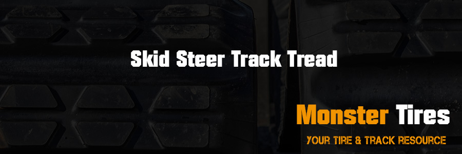 Skid Steer Track Tread