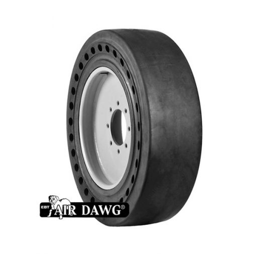 Air Dawg Smooth Solid Skid Steer Tire