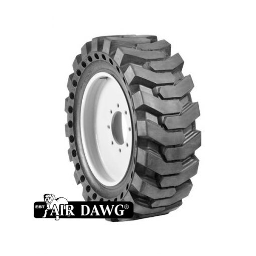 Air Dawg Traction - Solid Skid Steer Tire
