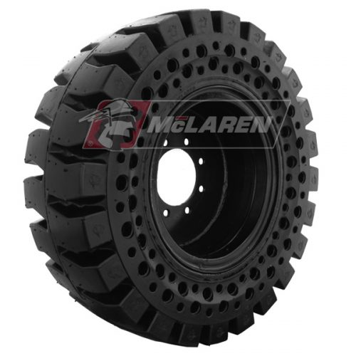 Mclaren Nu-Air® All Terrain (AT) Skid Steer Tire