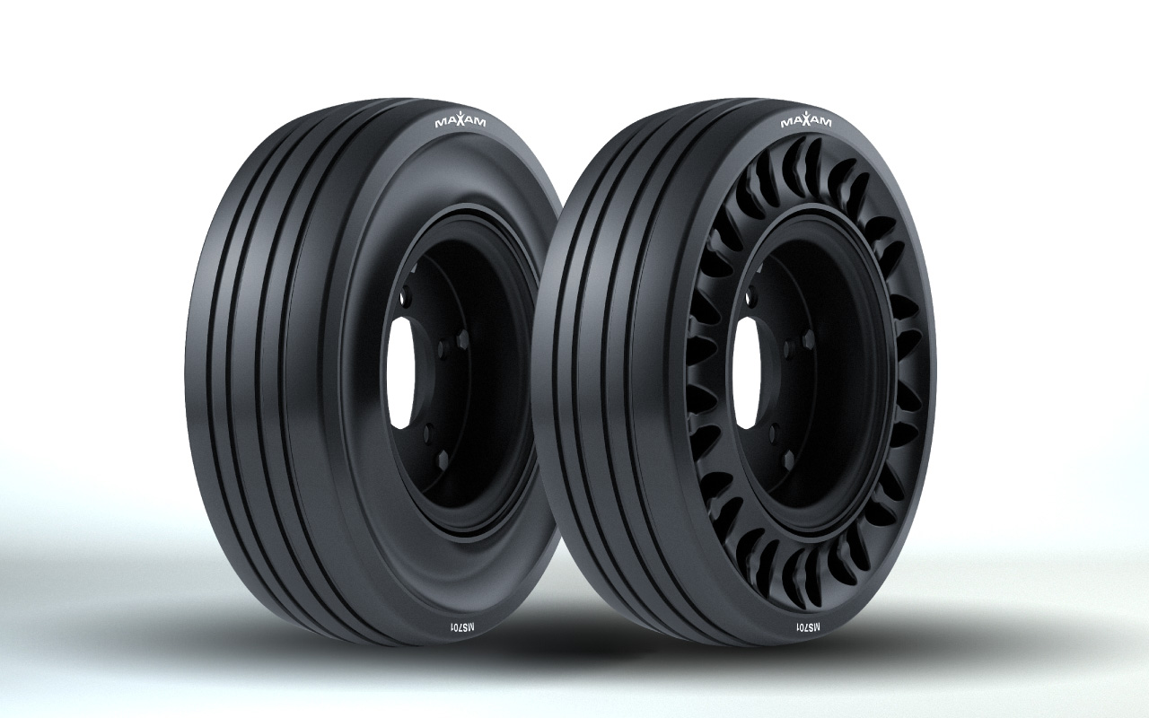 Forklift Tire Size 5 00 8 Or 5 00x8