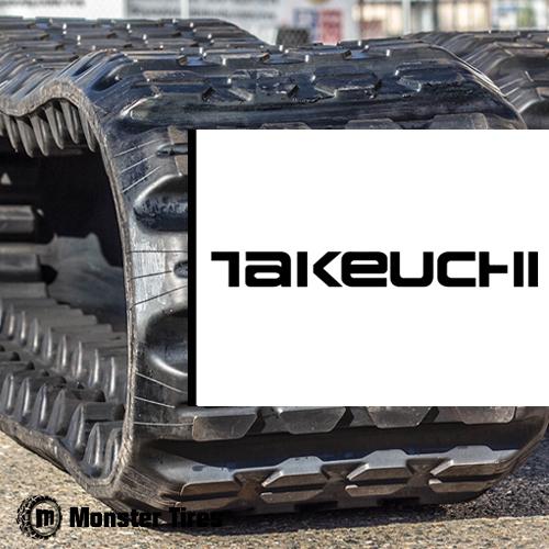 Takeuchi skid steer Tracks
