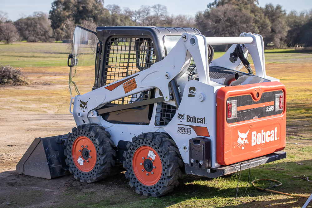 Skid steer productivity