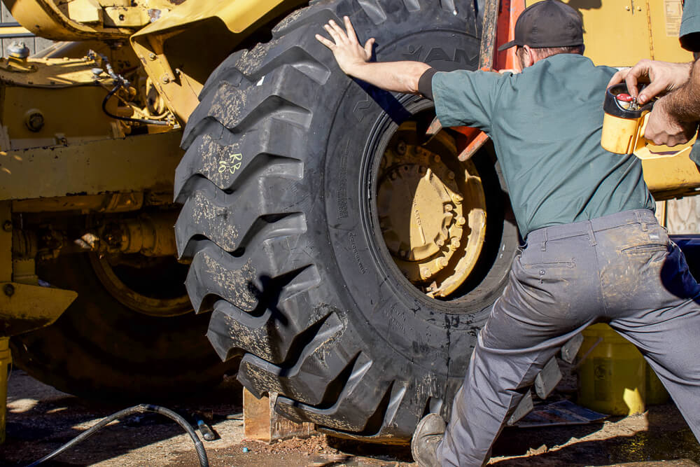 placerville industrial tire installation