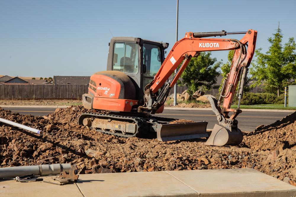 Mini Excavator Uses