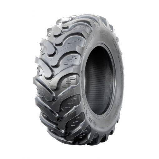 Galaxy EZ Rider R4 Industrial Backhoe Tires 18-Ply (Set of 2)