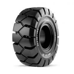 MAXAM MS708 TR PRO Aperture Solid OTR Tire + Wheel (17.5-25)