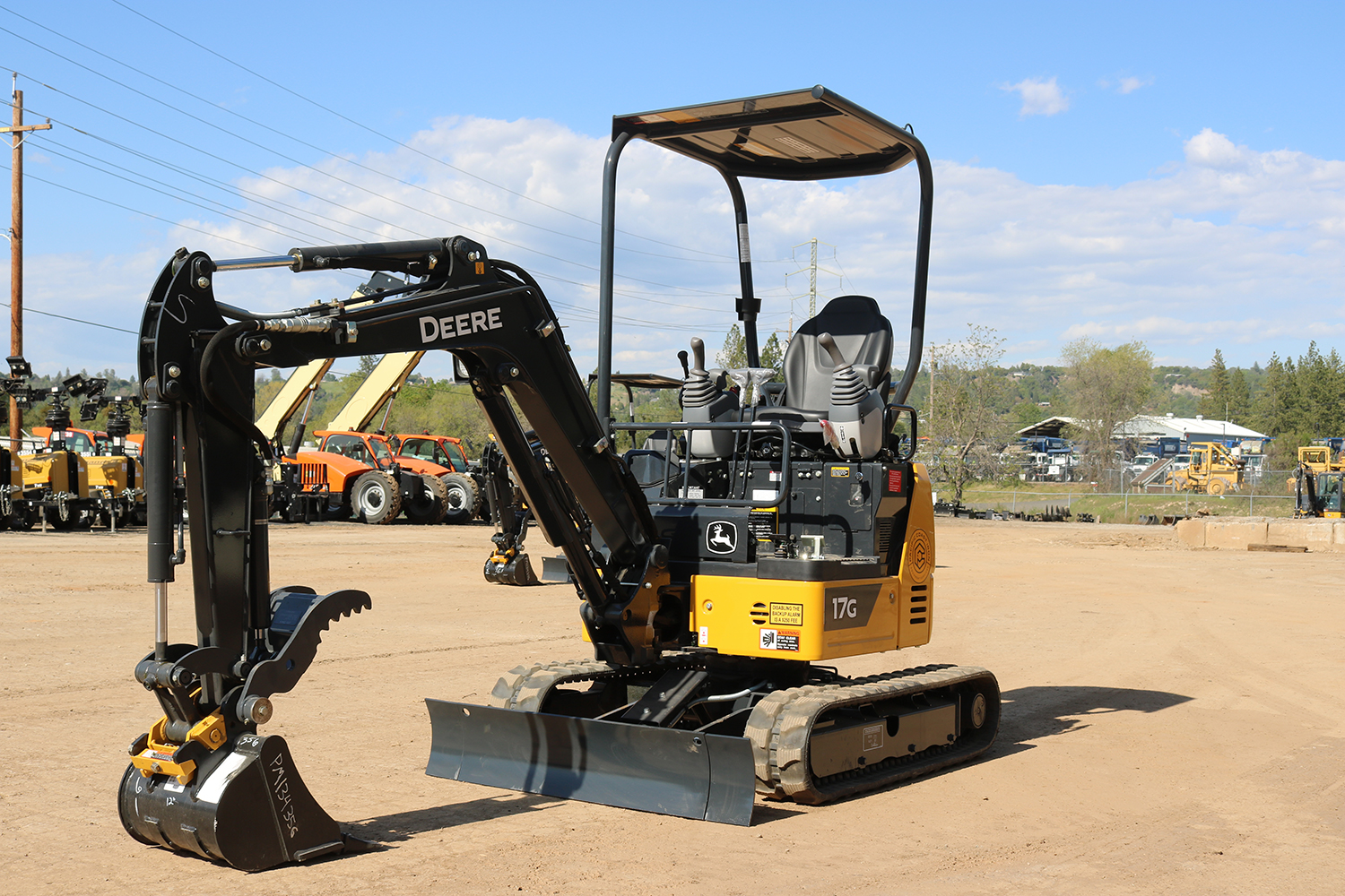 What is a Mini Excavator?