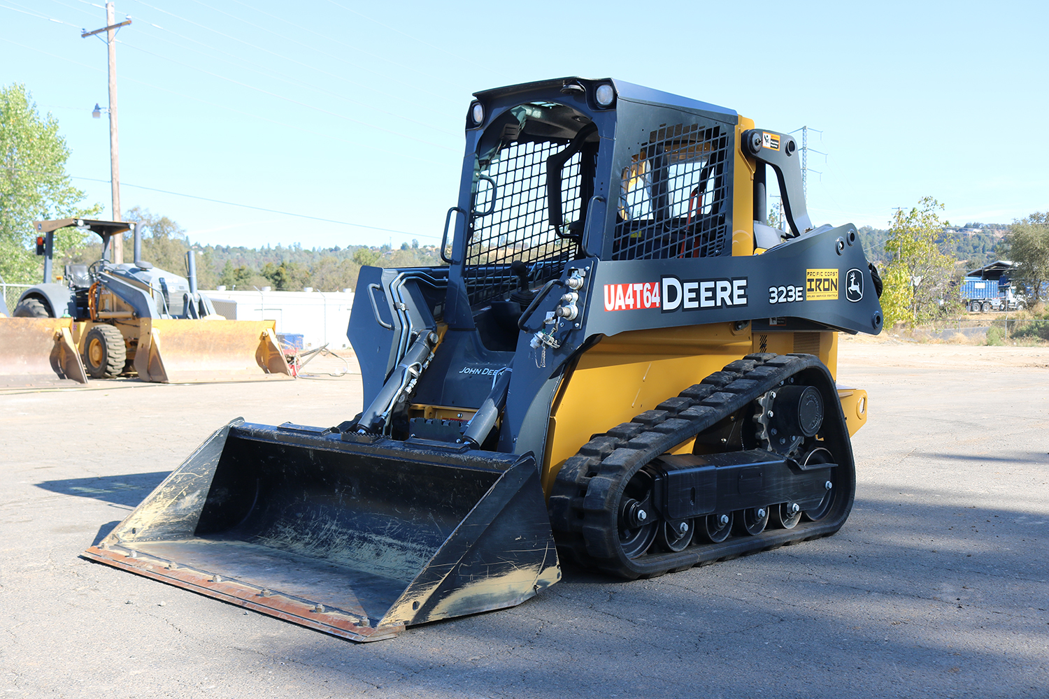 What is a Skid Steer?